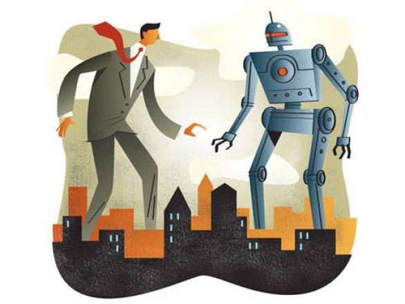 Robo-vs-Human